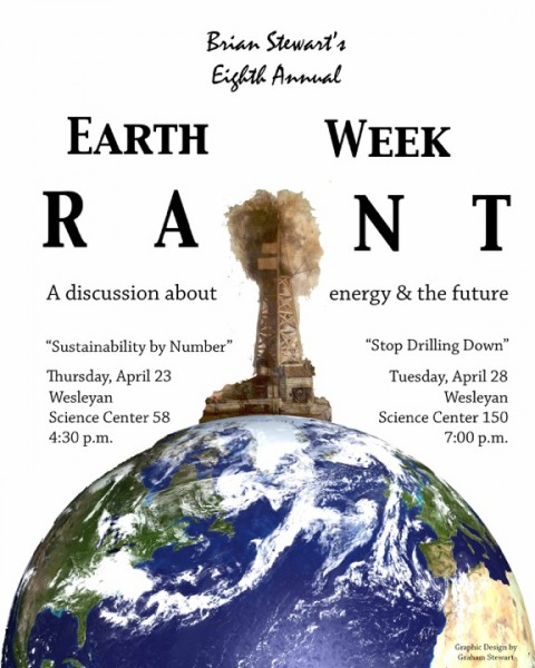 Earth Day Rant 2015